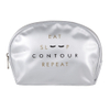 Contour Cosmetics Make Up Bag - Eat, Sleep, Contour, Repeat: Image 1