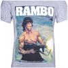 Rambo Men's Gun T-Shirt - Grey: Image 2