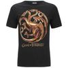 Game of Thrones Men's Targaryen Sigil T-Shirt - Black: Image 1