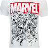 Marvel Men's Collection T-Shirt - White: Image 3