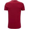 DC Comics Men's The Flash Line Logo T-Shirt - Cardinal Red: Image 4