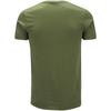 DC Comics Men's The Flash Line Logo T-Shirt - Military Green: Image 4