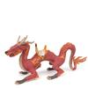 Papo Fantasy World: Fire Dragon with Saddle: Image 1