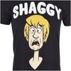 Scooby Doo Men's Shaggy T-Shirt - Black: Image 4