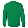 DC Comics Men's Green Lantern Christmas Fairisle Sweatshirt - Green: Image 2