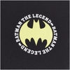 DC Comics Batman Men's The Legend Logo - Black: Image 4