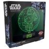 Star Wars Rogue One Death Star Acrylic Light: Image 3