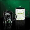 Star Wars Rogue One Death Trooper Heat Change Mug: Image 1