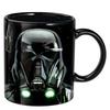 Star Wars Rogue One Death Trooper Heat Change Mug: Image 3