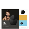FOREO Holiday Complete Male Grooming Kit - (LUNA 2, LUNA play) Midnight: Image 2