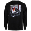 Star Wars Men's Vader Piano Crew Sweatshirt - Black: Image 1
