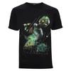 Star Wars: Rogue One Men's Rainbow Effect K-2SO T-Shirt - Black: Image 1