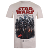 Star Wars Rogue One Men's Squad T-Shirt - Sand: Image 1