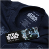 Star Wars Rogue One Men's AT-AT Schematic T-Shirt - Navy: Image 3