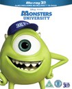 Monsters University 3D (Includes 2D Version) - Limited Edition Artwork (O-Ring)