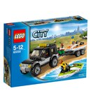 LEGO City Great Vehicles: SUV with Watercraft (60058)