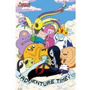 Adventure Time Clouds - Maxi Poster - 61 x 91.5cm
