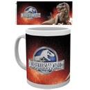 Jurassic World T-Rex Red - Mug
