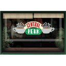 Friends Central Perk Window - 24 x 36 Inches Maxi Poster