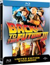 Back to The Future 3-Limited Edition Steelbook