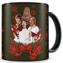 Star Wars Rebels Choir Christmas Mug