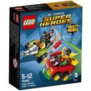 LEGO DC Vs. Marvel Mighty Micros: Robin Vs. Bane (76062)