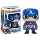 Marvel Captain America Civil War Captain America Pop! Vinyl Figure