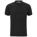 Threadbare Men's Fred Polo Shirt - Black