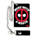Marvel Deadpool Merc With A Mouth Chain Wallet