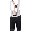 Sportful BodyFit Pro Ltd Bib Shorts - Black/Grey/Red