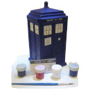 Dr Who Paint Your Own Tardis Money Bank