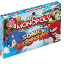 Monopoly - Sonic Boom Edition