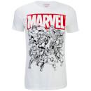 Marvel Men's Collection T-Shirt - White