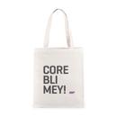 CoreBlimey 创意标语帆布健身包