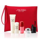 Shiseido The Ultimate Bestsellers Collection (Worth £57.00) (Free Gift)