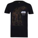 Star Wars Rogue One Men's AT-AT T-Shirt - Black