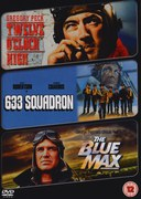 Twelve O'Clock High/ 633 Squadron/ The Blue Max