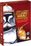 Star Wars - The Clone Wars - Series 1 - Complete