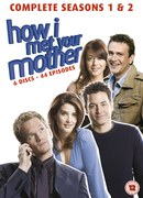 How I Met Your Mother - Seizoen 1-2 Box Set