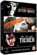 Action Collection (Men Of War / Ticker / The Stranger)
