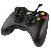 Microsoft Xbox 360 USB Controller for Windows - Black