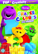 Barney: Shapes And Colours All Around