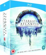 Stargate Atlantis - The Complete Series