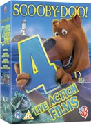 Scooby-Doo: Live Action Quad