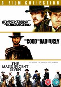Butch Cassidy and The Sundance Kid / The Good The Bad and The Ugly / The Magnificent Seven
