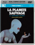 La Planete Sauvage (AKA Fantastic Planet) (Blu-Ray en DVD)(Masters of Cinema)