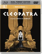 Cleopatra - Double Play (Blu-Ray and DVD)