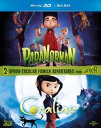 ParaNorman / Coraline (Blu-Ray 3D y Blu-Ray 2D incl.)