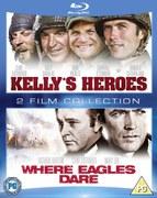 Kellys Heroes / Where Eagles Dare