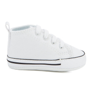 Converse Babies' Chuck Taylor All Star Hi-Top Trainers - White